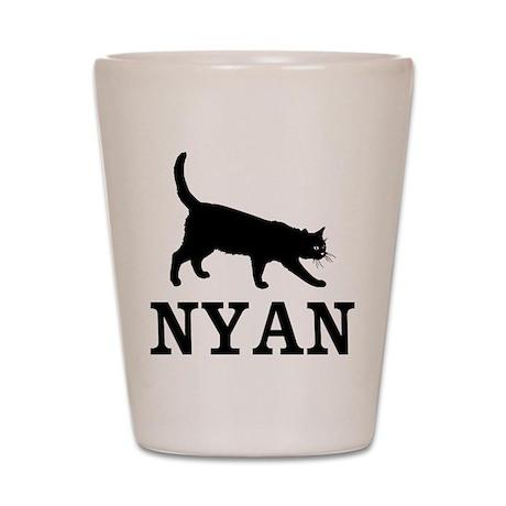 Nyan Cat Shot Glass