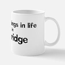 Northridge: Best Things Mug