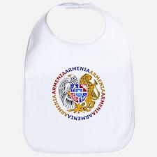 Armenian Coat of Arms Bib