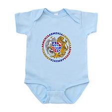 Armenian Coat of Arms Infant Bodysuit