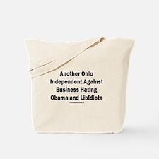 Ohio Independent Tote Bag