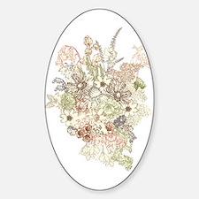 Wildflower Bouquet Decal