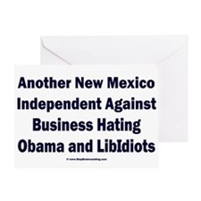 New Mexico Independent Greeting Card