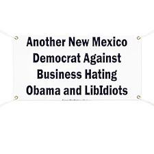 New Mexico Democrat Banner