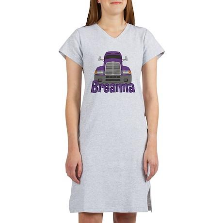 Trucker Breanna Women's Nightshirt