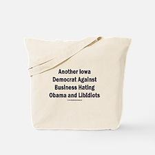 Iowa Democrat Tote Bag