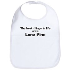 Lone Pine: Best Things Bib