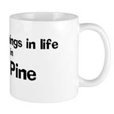 Lone Pine: Best Things Mug