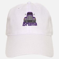 Trucker Briana Baseball Baseball Cap