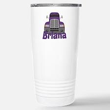 Trucker Briana Travel Mug