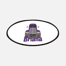 Trucker Briana Patches