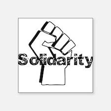 Solidarity Square Sticker