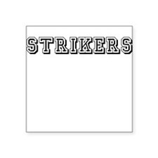Strikers Square Sticker