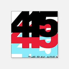 415 - Square Sticker