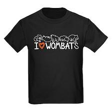 I Heart Wombats T