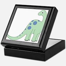 Happy Baby Dinosaur Keepsake Box