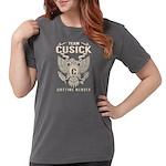 Motorcycle Pilot Women's Plus Size V-Neck T-Shirt