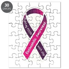 Eosinophilic Disease Awareness Puzzle