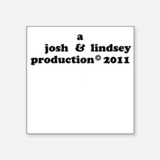 Baby Production Square Sticker