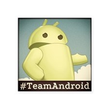 Android Central Square Sticker