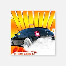Dodge Magnum Square Sticker