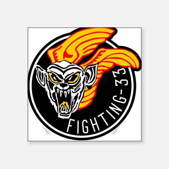 VF-33 Square Sticker