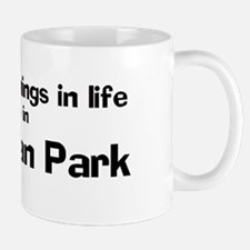 Cambrian Park: Best Things Mug