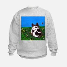 French Bulldog Painting Sweatshirt