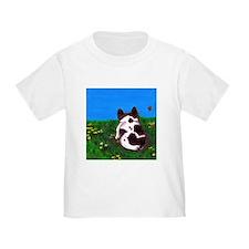 French Bulldog Painting T