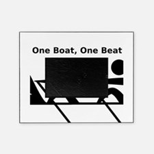 One Boat, One Beat Picture Frame