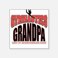 Grandpa Square Sticker