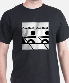One Boat, One Beat T-Shirt