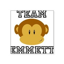 Team Emmett Square Sticker