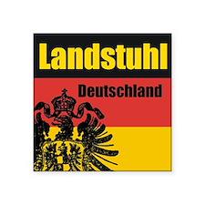 Landstuhl Deutschland Square Sticker