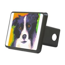 Border Collie Hitch Cover