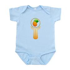Armenian Apricot Infant Bodysuit