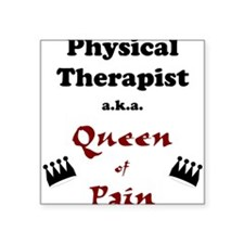 Queen of Pain Square Sticker