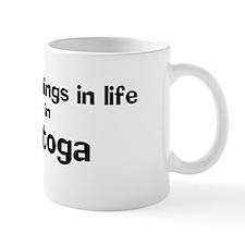 Calistoga: Best Things Mug