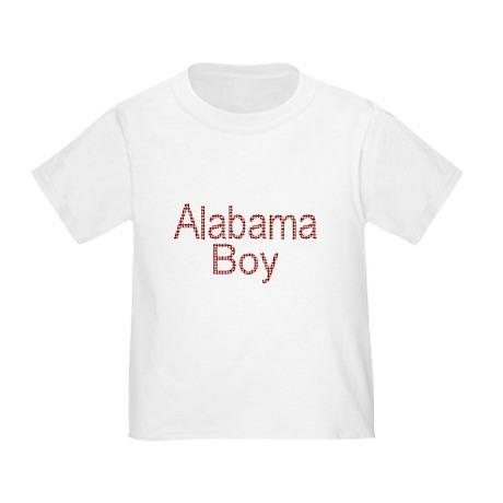 Alabama Boy Toddler T-Shirt