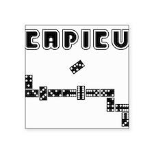 Capicu Square Sticker