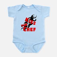 Kiss The Chef Infant Bodysuit