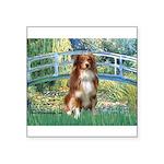 Bridge-Aussie Shep #4 Square Sticker 3