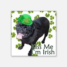 St. Patrick's Day Square Sticker