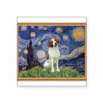 Starry / Brittany S Square Sticker 3