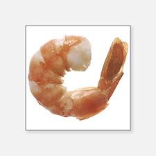 Steamed Shrimp Square Sticker