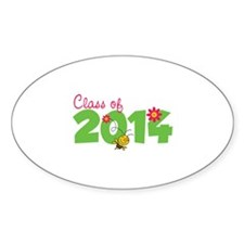Class of 2014 Decal