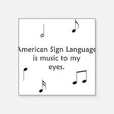 Asl Interpreter Bumper Stickers Car Stickers Decals  More - Car sign language