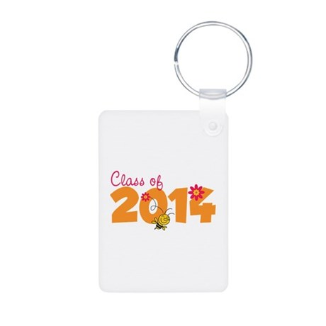 Class of 2014 Aluminum Photo Keychain