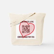 Ultimate Love Evangelism Tote Bag