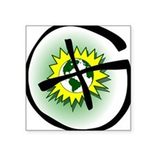 GPScaches Square Sticker